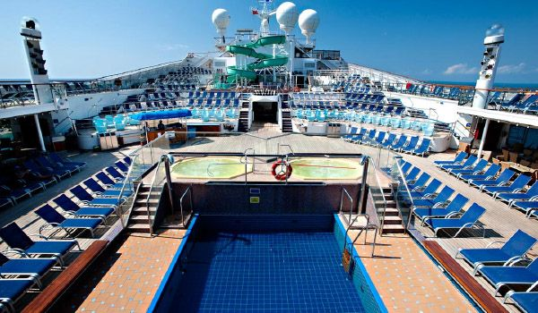 Disney 5-Night Western Europe Cruise