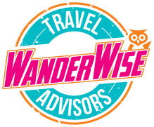 WanderWise Travel Advisors Logo