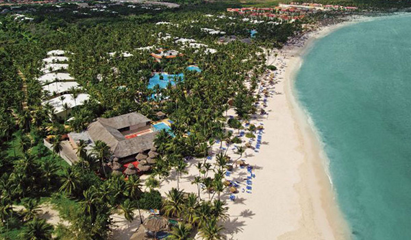Melia Caribe Beach Vacation Package