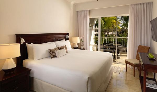 Melia Caribe Beach All Inclusive Vacation Package hotel room