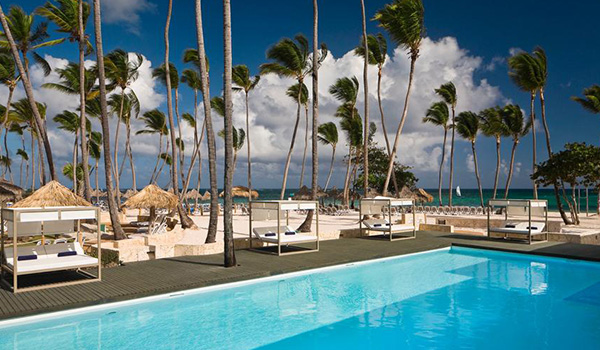 Melia Caribe Beach All Inclusive Vacation Package pool