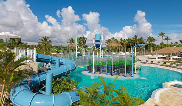 Melia Caribe Beach All Inclusive Vacation Package water park