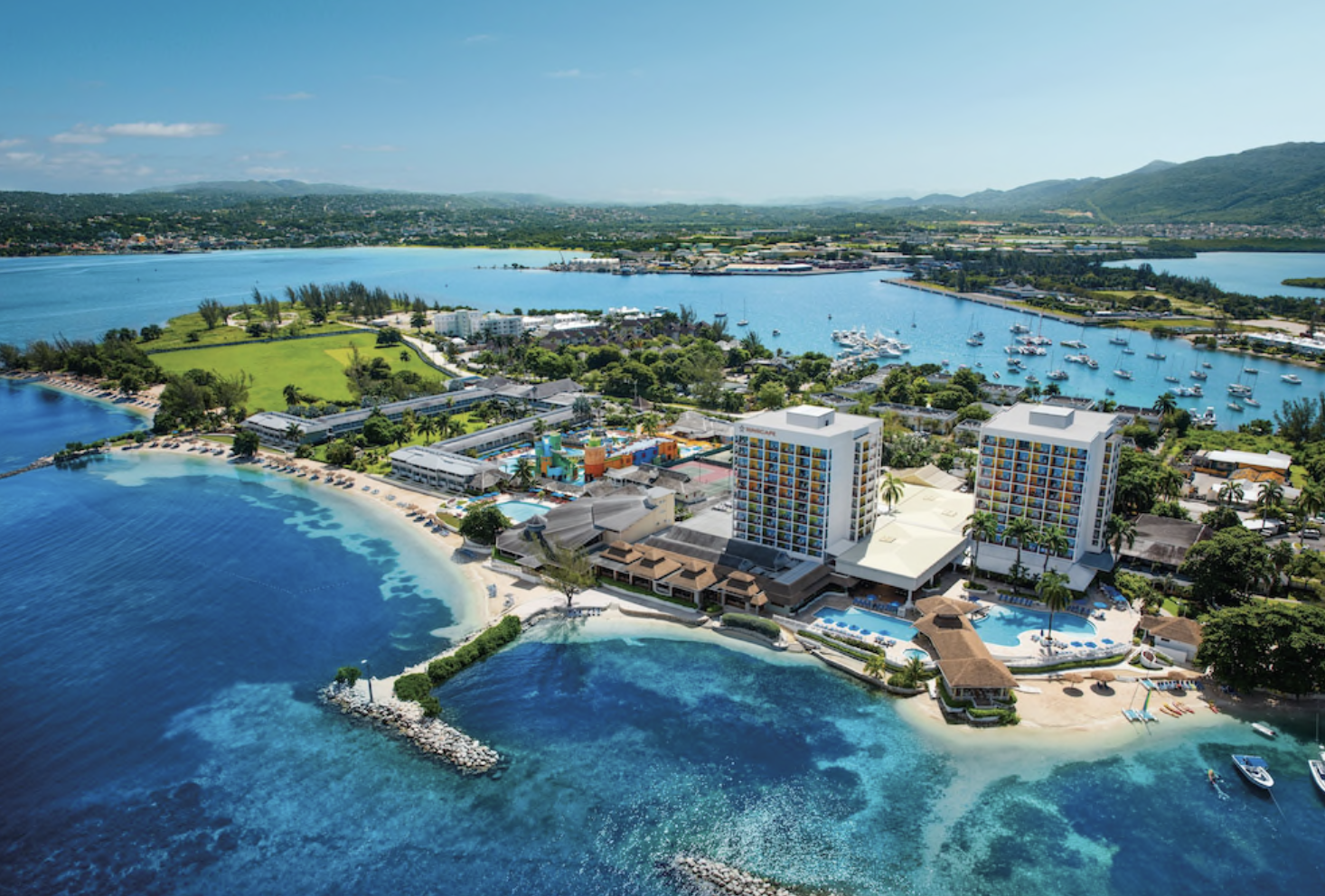 4 Night – Sunscape Splash Montego Bay