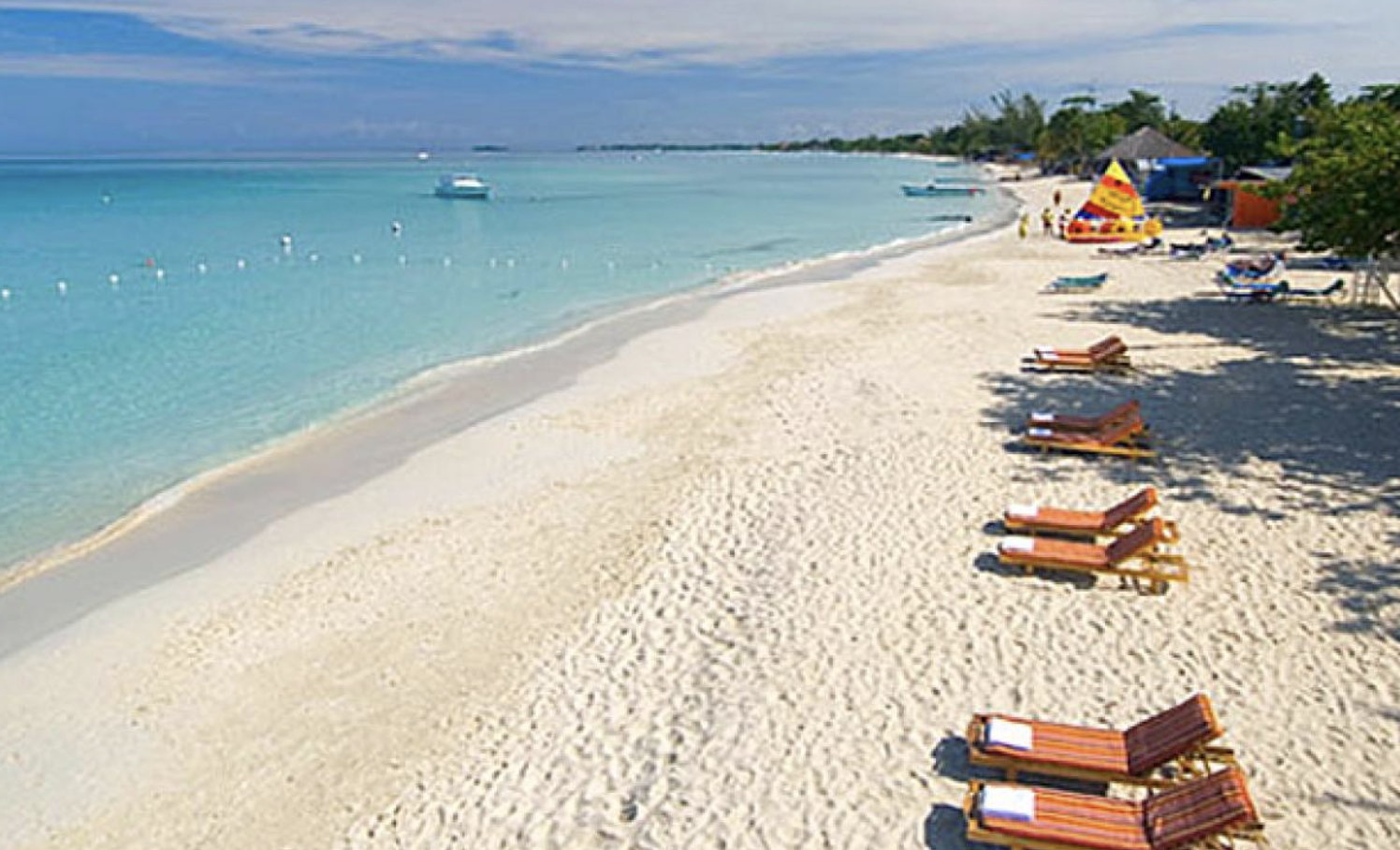 Grand Pineapple Beach Negril Vacation Package